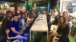 Birraje Networking AJE Tenerife Jóvenes Empresarios en Canarias